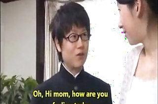 mom son