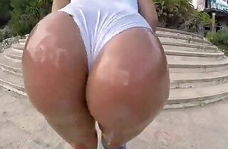 ass compilation, girls twerking, shaking it, and showing off