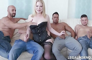 for the Big Butt PAWG Adry Berty with Anal swallows
