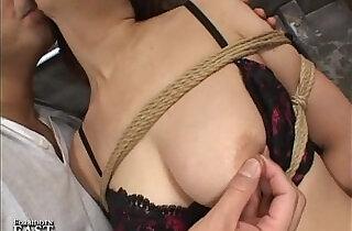Uncensored Japanese Bondage Sex