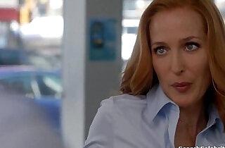 Gillian Anderson The X Files