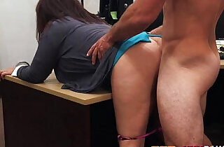 Facialized reality milf needs some quick cash