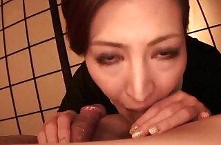 Perfect Japanese blowjob Hara