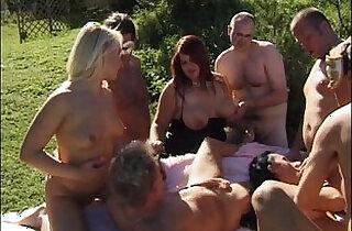 swingers gangbang sex orgy