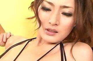 Strong masturbation show