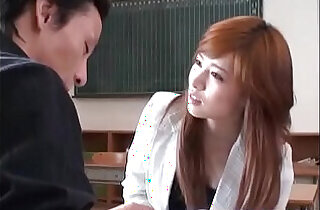 Keito Miyazawa with sucked cans sucks cock