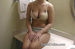 Cute 18y old Andrea Hard Nipples