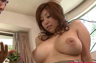 Naho Hadsuki busty Asian angel in staggering scenes