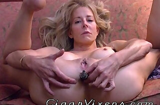 Diana Love to bang hard ANAL cigar BLOOPER, from the archives