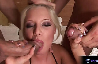 Lolita is a slut wants two cocks to fuck