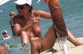 Horny and Sexy Nudist Couples Voyeur SpyCam HD Video