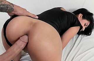 Teen Angel Del Rey desires big cocks