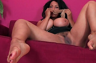 Danica collins foot worship