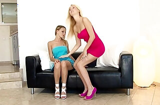 Spectacular Lovers by Sapphic Erotica sensual lesbian with Antonia Bernice