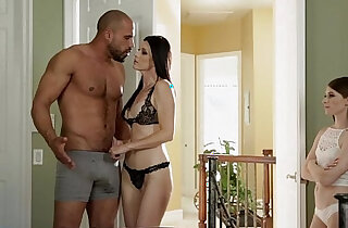 Teen share her foster Dads cock with step mom India Summer Alice March