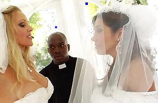 Evilangel francesca le interracial fucking threesome
