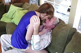 Dads Swap Their Teen Cheerleader Daughters For Fucking