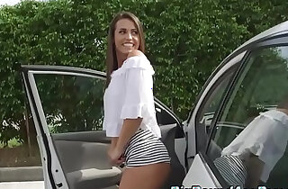 Twerking booty ho drilled
