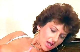 Nasty wild hot MILF sucks on her bosses