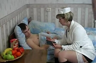 Mother In The Role Of Nurses